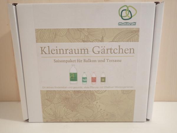 Multikraft Gartenpaket 'Kleinraum Gärtchen'