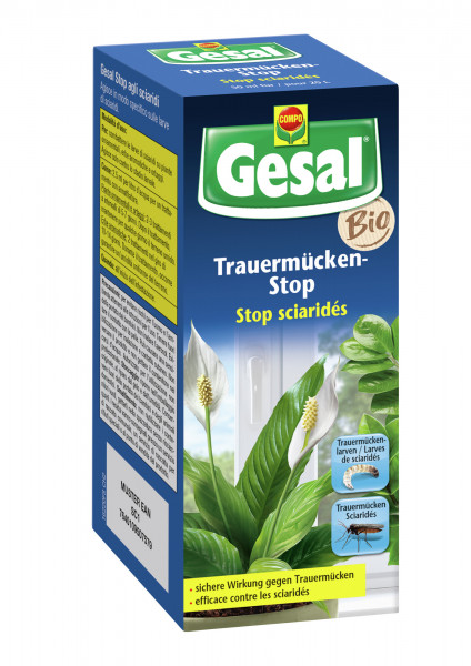Gesal Trauermücken-Stop 50 ml