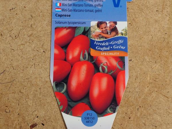 Tomaten Caprese Mini San Marzano