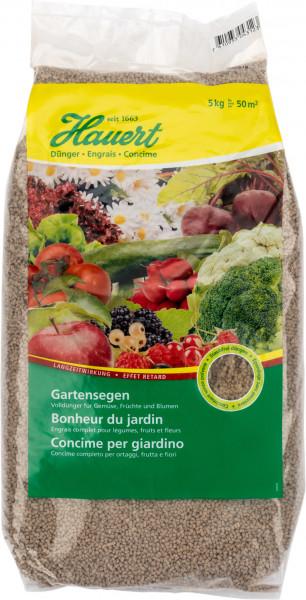 Hauert Gartensegen 5 kg
