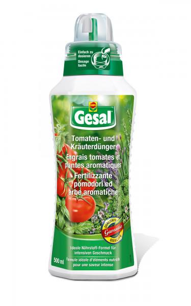 Gesal Tomaten- und Kräuterdünger 500 ml