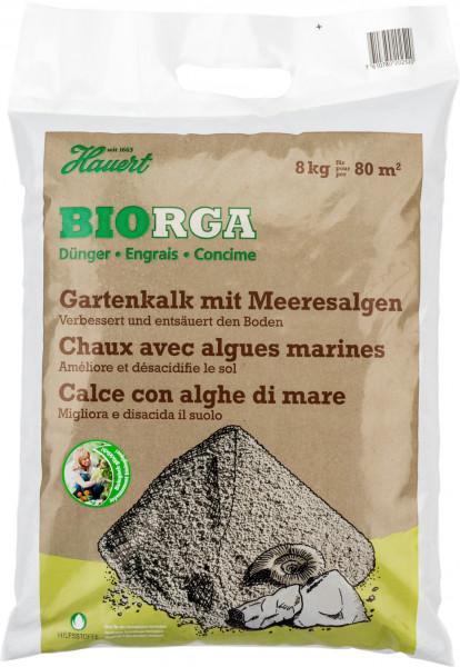 H/B Gartenkalk mit Meeresalgen 8 kg