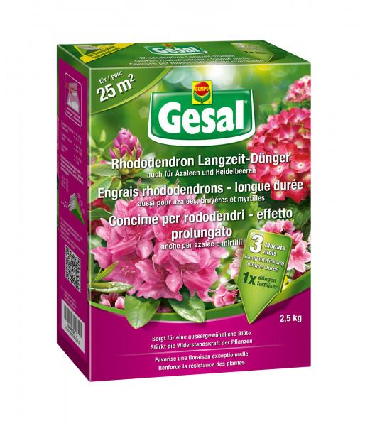 Gesal Rhododendron Langzeit-Dünger 2,5 kg