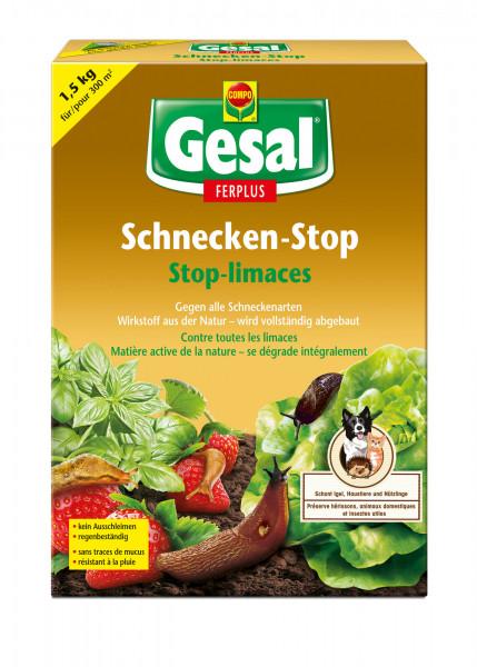 Gesal Schnecken-Stop FERPLUS 1,5 kg
