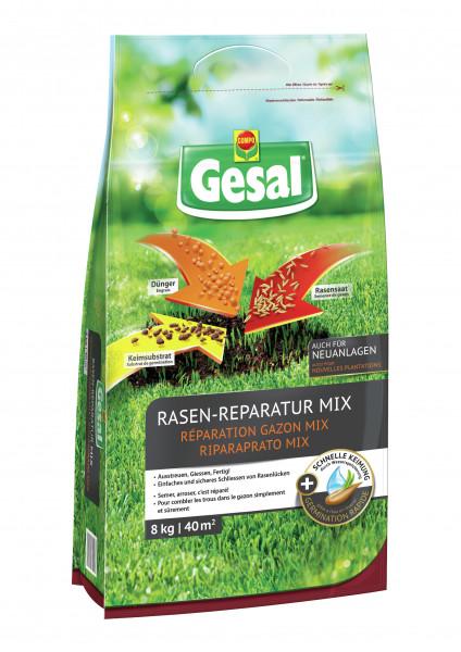 Gesal Nachsaat-Rasen