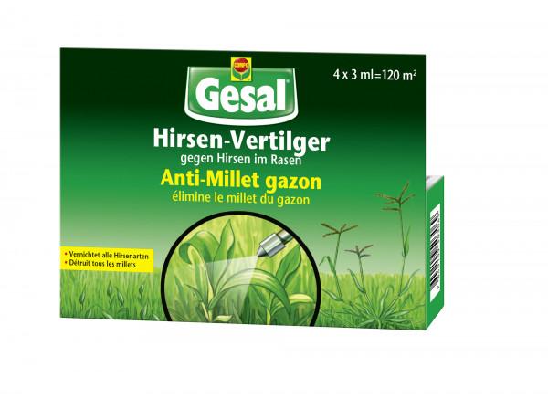 Gesal Hirsen-Vertilger 4x3 ml