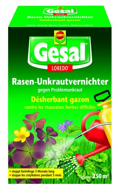 Gesal Rasen-Unkrautvernichter LOREDO® 50 ml