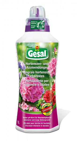 Gesal Hortensien- und Azaleendünger 1 l