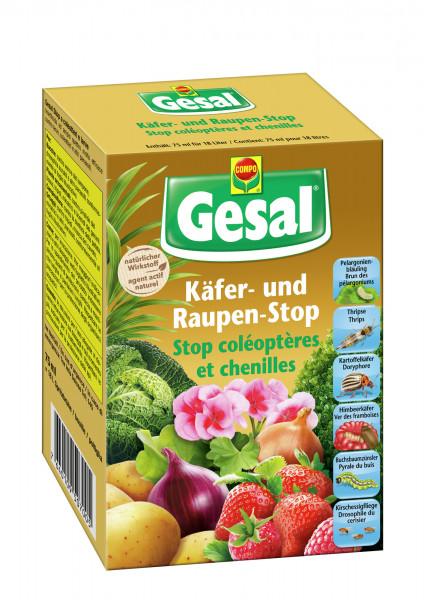 Gesal Käfer- und Raupen-Stop 75 ml