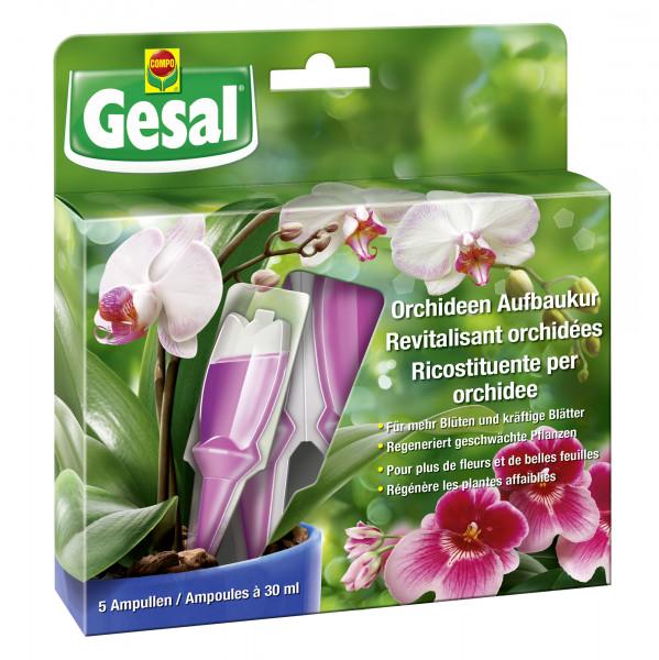 Gesal Orchideen-Aufbaukur (5 x 30ml)