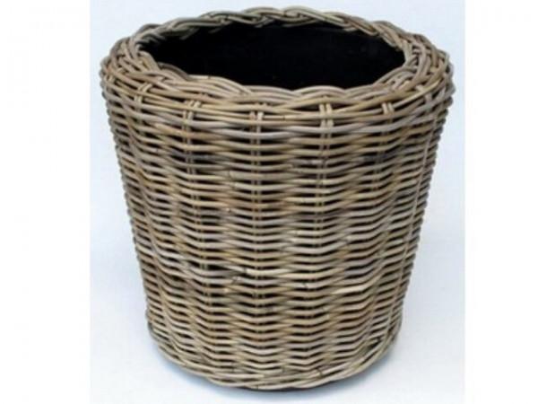 Drypot Korb natur D39cm H36cm