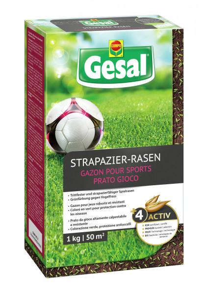 Gesal Strapazier-Rasen 1 kg