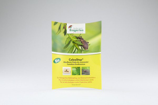 ColeoStop® Abrufkarte für 4m² (1 Stk.)